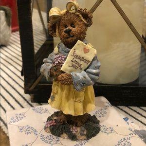 Boyds Bears Bearstone * Abby T Bearymuch.
